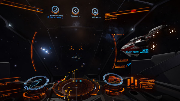 Elite Dangerous' news: 'Beyond - Chapter One' update is