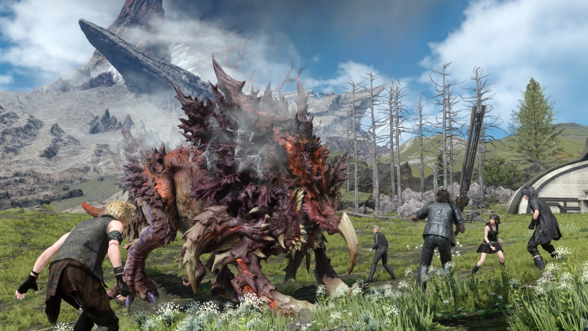 Final Fantasy XV to get even more expansions this year