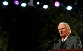 Greg Laurie on who can take over from Billy Graham following his death