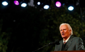Evangelist Billy Graham remembered on 100th birthday
