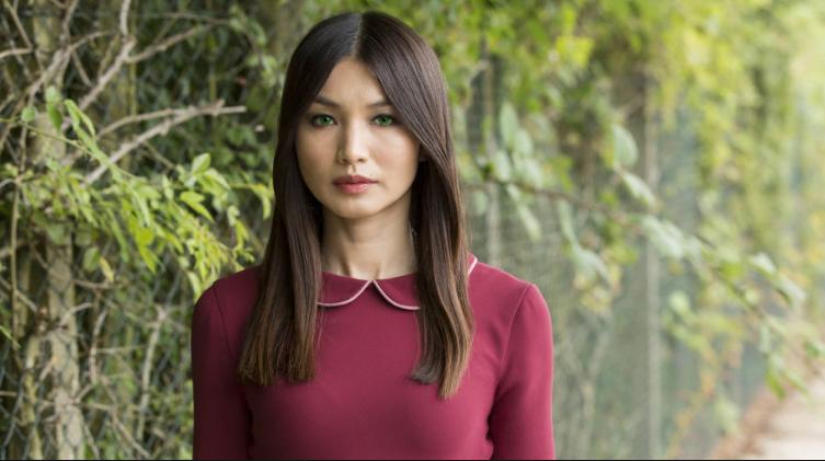 Gemma Chan Joins Brie Larson in 'Captain Marvel'