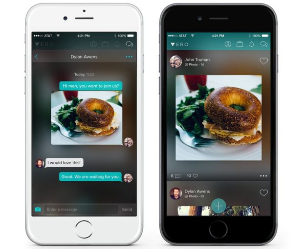 Vero won't be the new Instagram because Vero sucks