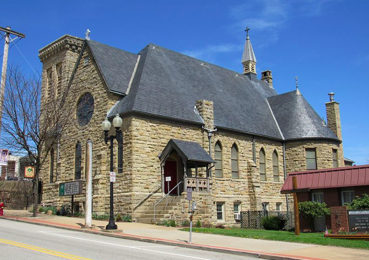 Christ's Church in Greensburg