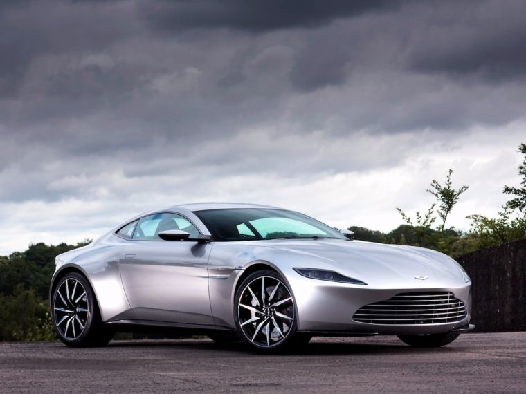 2019 Aston Martin Vantage Review New Sports Car Is Predictable But