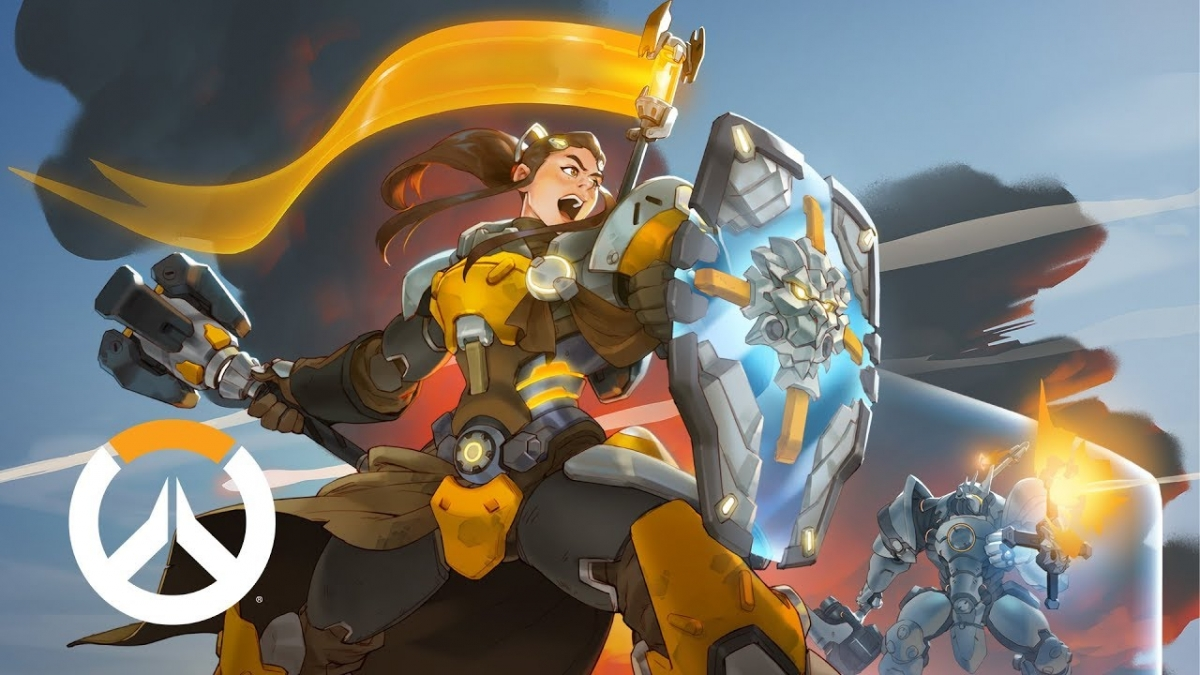 Introducing New Overwatch Hero Brigitte, Live Now on the PTR