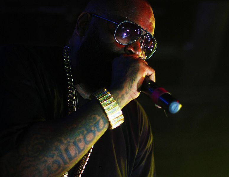 Cent takes aim at hospitalised Rick Ross with cutthroat subliminal message
