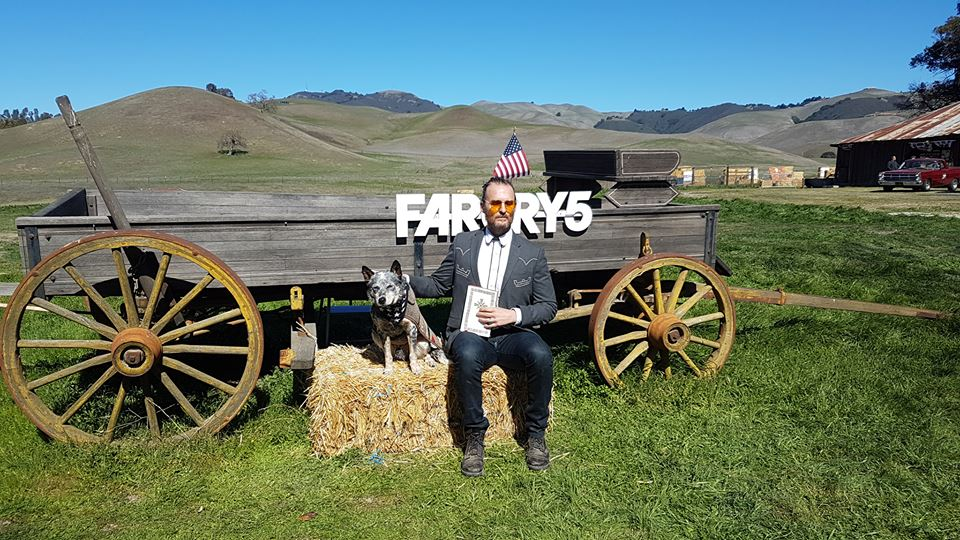 Far Cry 5's map editor lets you make your own Ubisoft game