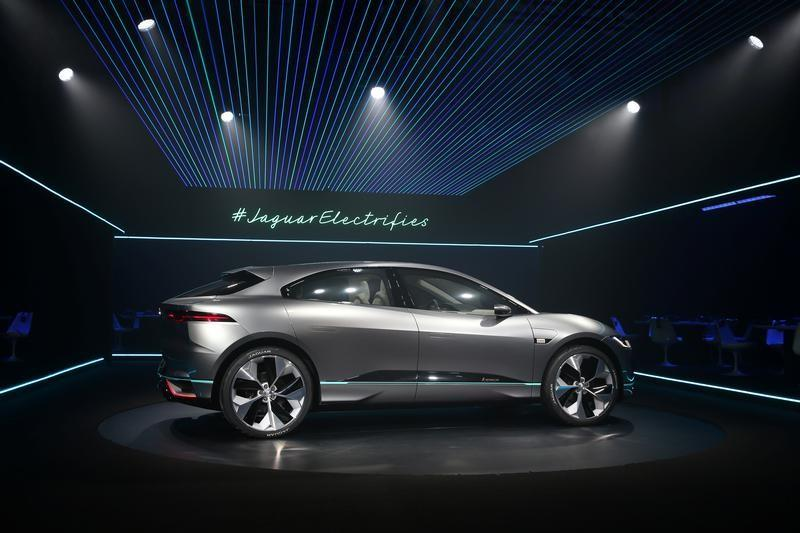 Jaguar I-Pace priced from $70495