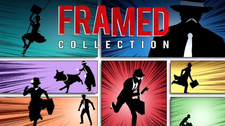 'Framed Collection'