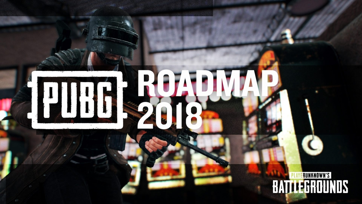 PUBG Roadmap 2018 Details New Smaller Map, Emotes & More