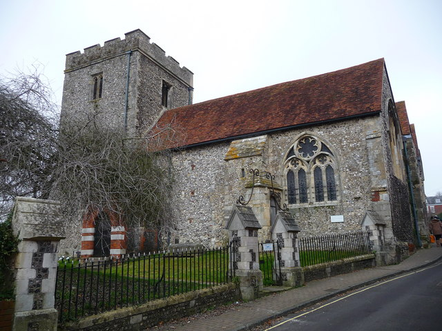 St John's Church, Winchester