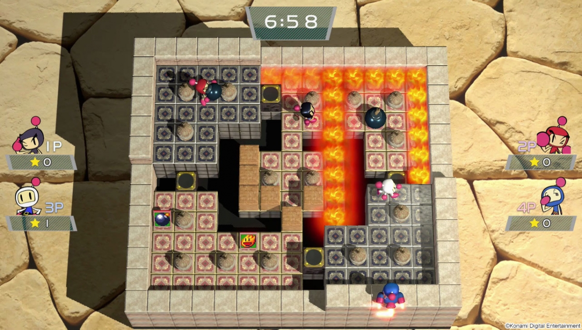 Super Bomberman R Release Date for the PS4 Version Has Been Confirmed