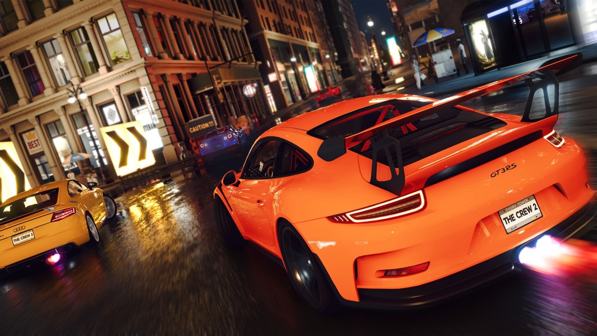The Crew 2 has a new release date