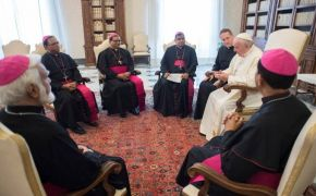 Pope Francis could visit Pakistan after meeting with Catholic bishops