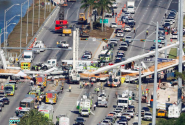 Florida bridge collapse: Prayers offered as four dead in 'tragic' incident