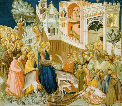 What is Palm Sunday and what does it mean?
