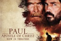 'Paul: Apostle of Christ' star James Faulkner says he was filled with the Holy Spirit during filming