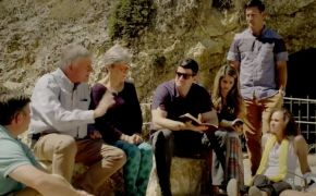 'Return to Holy Land' TV special features Franklin Graham and family in Israel
