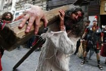 What the torture and execution of Jesus did to his body