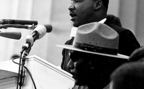 London showing for rare Martin Luther King film