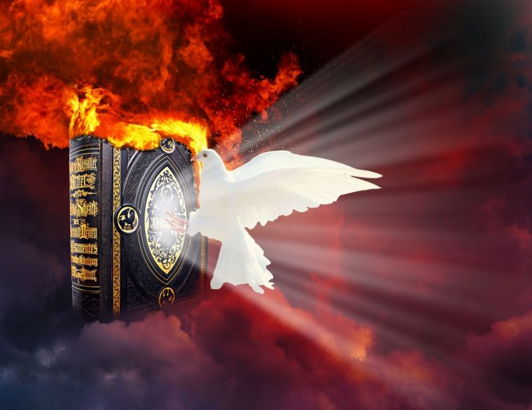 Bible verses to help fight when Satan and the forces of evil are