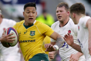 Australian rugby severs ties with Christian player Israel Folau over 'hell awaits' gay people comment