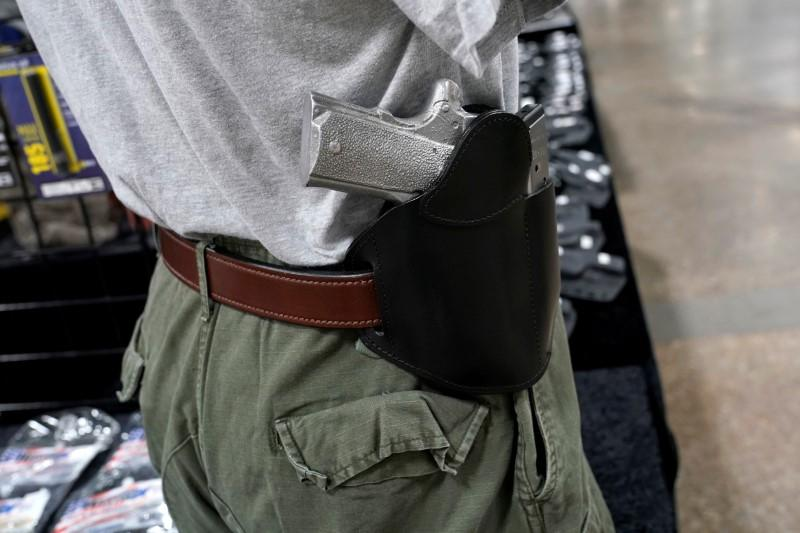 Church leaders reject Missouri gun bill to allow concealed weapons