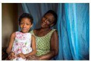 How a Christian charity working in West Africa has helped reduced malaria deaths to zero