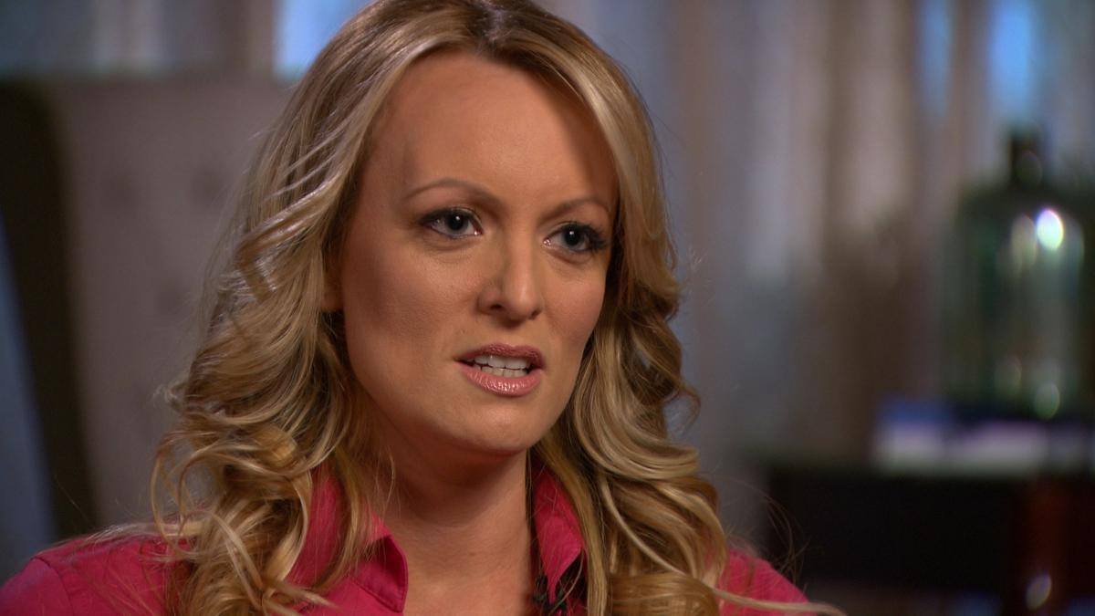 Trump lawyer must say why he wants porn star's case delayed