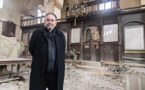 Syrian priest who ministers in ravaged Aleppo: 'It's God mercy that I stayed'
