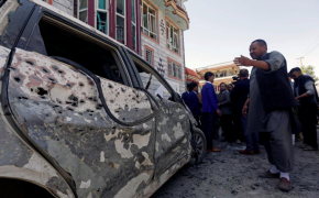Suicide blast in Kabul kill 12, wounds many