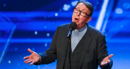 Singing priest wows Simon Cowell – what does the public reaction tell us?