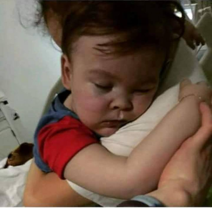 Alfie still breathing but help soon (3)