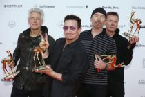 Bono's best friend shares how the U2 frontman came to faith through his dad