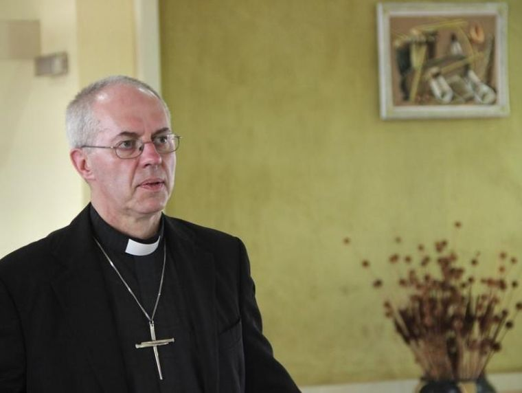 Most Rev. Justin Welby