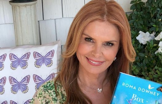 'The Bible' producer Roma Downey launches faith-based YouTube channel