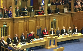 Church of Scotland takes another step towards allowing same-sex marriages
