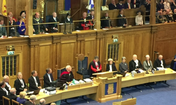 Membership decline means Church of Scotland's 'very existence' under threat, report warns
