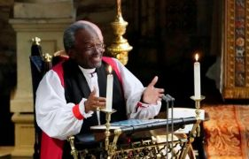Michael Curry: I thought my Royal wedding invite was an April Fools' prank