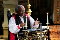 'Michael Curry effect': Church of England opens up congregations to black-majority pastors