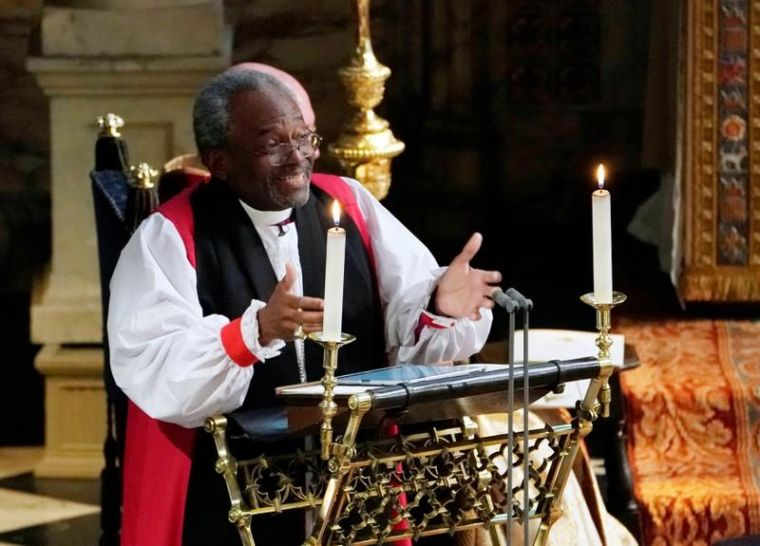 Bishop Michael Curry