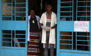 Dying Ebola patients taken from hospital to prayer meeting, up to 60 exposed
