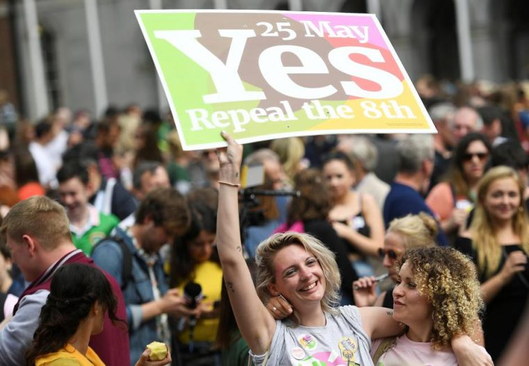 Ireland Eighth Referendum