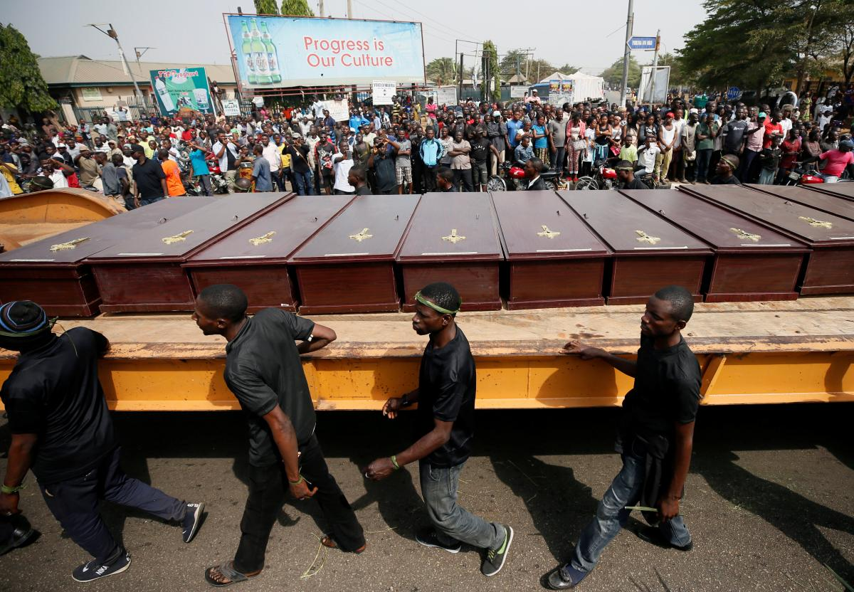 Christian woman killed, four others kidnapped from church in Nigeria