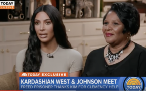Alice Johnson says she did a 'full-fledged Pentecostal holy dance' after being freed from prison with the help of Kim Kardashian West