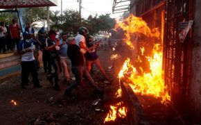Pastor and 5 family members killed for refusing to open their home to pro-government forces in Nicaragua