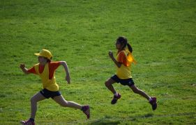 Running the race: Lessons from a school sports day