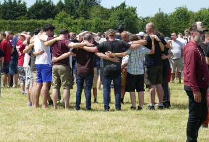 What's the point of men's ministry – and why do some people object to it?