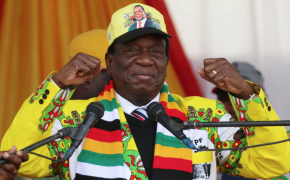 Zimbabwe's Mnangagwa calls for unity, rival questions election result