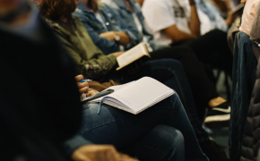 Do pastors prefer preaching because they just don't like people very much?